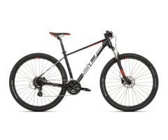 Superior XC 819, Matte Black/White/Team Red, 2021, Terrengsykkel