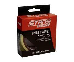 Stans No Tubes Rim Tape, tubeless felgtape 27 mm