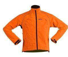 Birk Blikkfang Oransje Sykkeljakke