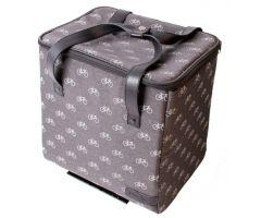 Atran Velo sykkelveske, COOL Top Bag, Grey, AVS