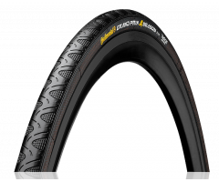 Continental Grand Prix 4 Season, 700x25, dekk, clincher, landevei