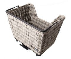 Atran Velo kurv, PICNIC basket model M, Grey, AVS