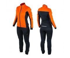 Birk Force skidress Orange - Dame