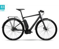 BMC ALPENCHALLENGE AMP AL City THREE elsykkel med beltedrift 8,5 poeng i test på tek.no