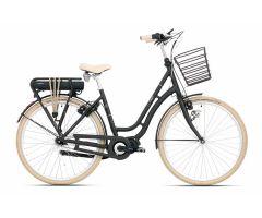 Frappé FSC 262 elsykkel elektrisk bysykkel damesykkel med Shimano Steps E6100 motor