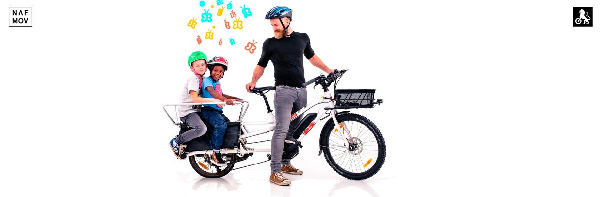 NAF MOV sykkelforsikring