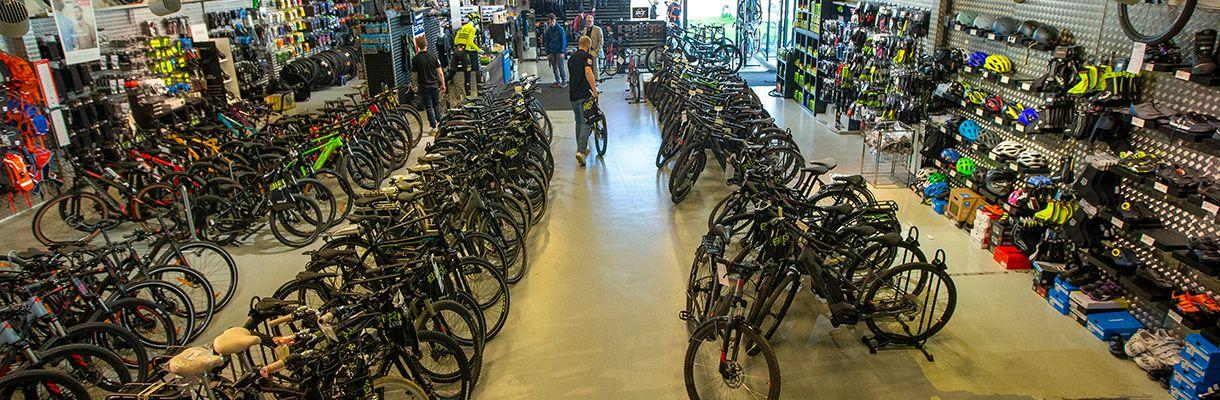 Birk Sport - våre butikker
